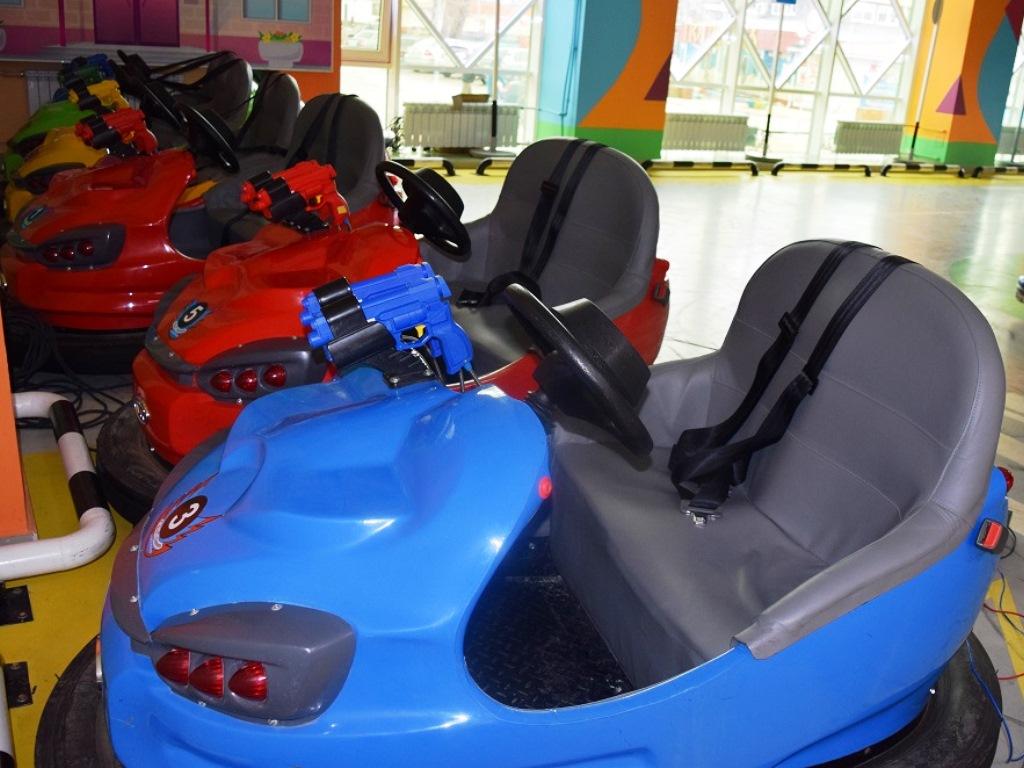 Машинки  аккумуляторные  «Автодром»